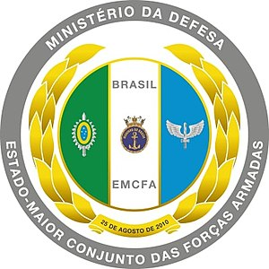 Brazilian Armed Forces - Seal of the Brazilian Armed Forces