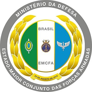 combined military forces of Brazil