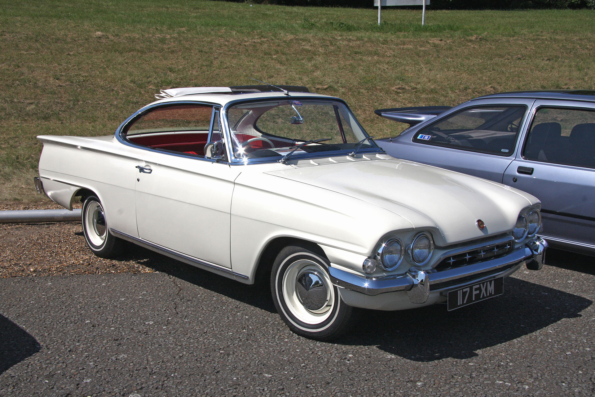 Ford consul capri wikipedia la enciclopedia libre for Consul wikipedia