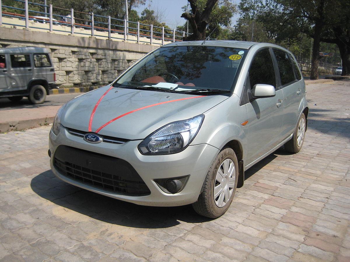 Ford Figo Car Prices In Chennai