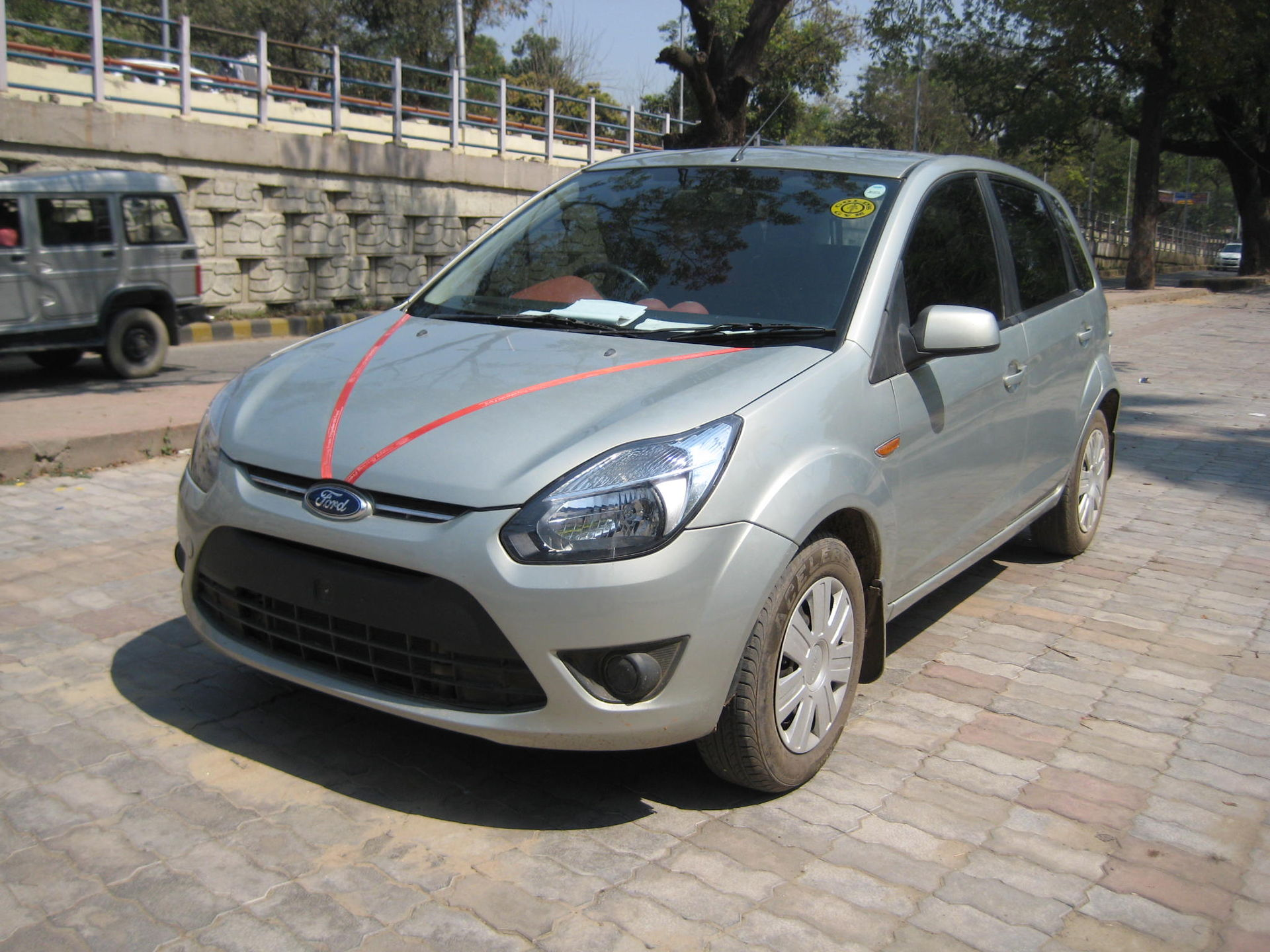 Image Result For New Fiesta Color
