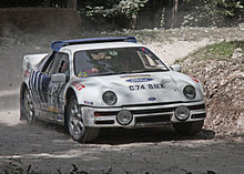 Specification* (Group B Rally car)[edit] & Ford RS200 - Wikipedia markmcfarlin.com