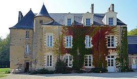 Old House converted to Le Manoir de la Jahotiere Hotel at Abbaretz