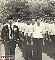 Formació de la primera promoció dels Mossos d'Esquadra (1983). Fons Històric dels Mossos.jpg