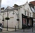 Former Arcade - Cross James Street - geograph.org.uk - 472754.jpg