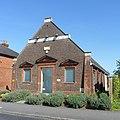 Former Mission Hall, Stoke Road, Bellfields, Guildford (April 2014, from Southwest).JPG