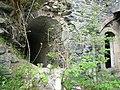 Fort des Quatre Seigneurs - Entrée du couloir nord-ouest.JPG