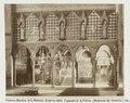 Fotografi av Padova. Basilica di S. Antonio. Esterno della Cappella di S. Felice - Hallwylska museet - 104933.tif
