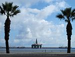 "Fotos de la La Plataforma petrolifera ""Eirik Raude"" en Las Palmas de Gran Canaria (8091408156).jpg"
