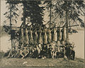 Four day's hunt on Lake of the Woods Nov, 1913 (HS85-10-28024).jpg