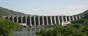 Huoshan County - Foziling Dam of Huoshan County