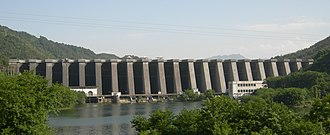Huoshan County - Foziling Dam of Huoshan County