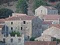 Fozzano - A Torra Vechja, dite Tour de Colomba (Façade ouest).jpg