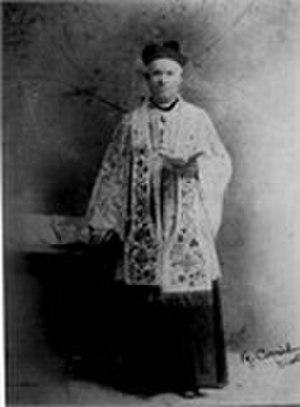 Constantine Scollen - Father Constantine Scollen in approx 1900