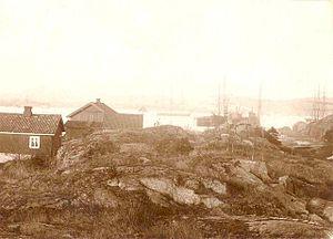 Framnæs Mekaniske Værksted - Framnæs mek Værksted, 1892