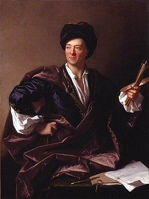 François-Alexandre Verdier - Portrait de François Verdier par Jean Ranc