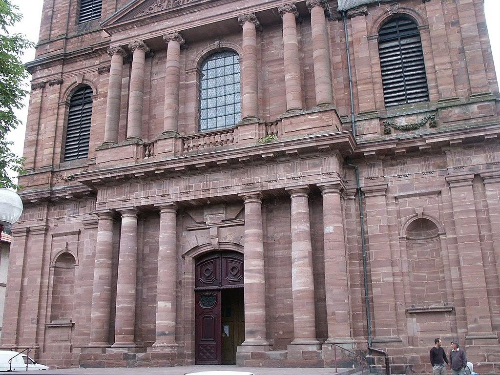 Cathedrale Saint Christophe