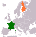 France Finland Locator.png