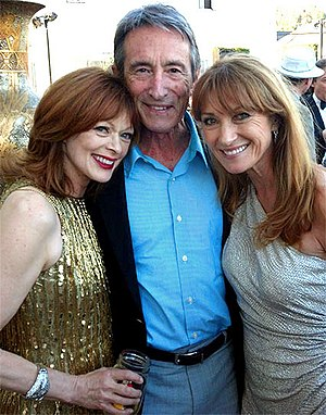 Richard Chaves - Image: Frances Fisher Jane Seymour Richard Chaves Small