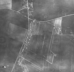 Francheville Aerodrome - Francheville Aerodrome, July 1918.  Photographed by the 88th Aero Squadron