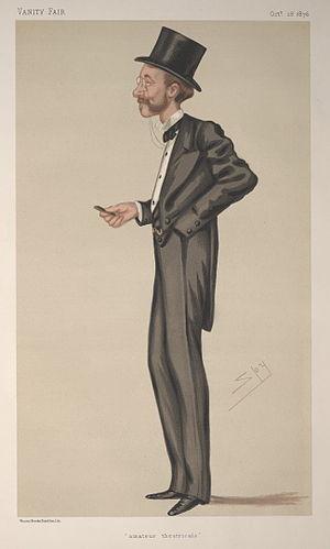 High Sheriff of Down - Francis Charles Needham, 3rd Earl of Kilmorey H.S. 1871 Published in Vanity Fair in 1876.