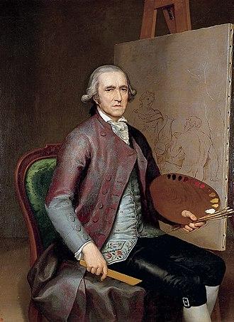 Francisco Bayeu y Subías - Self-portrait (1792)