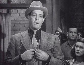 Frank Fenton (actor) - Frank Fenton in Lady of Burlesque (1943)