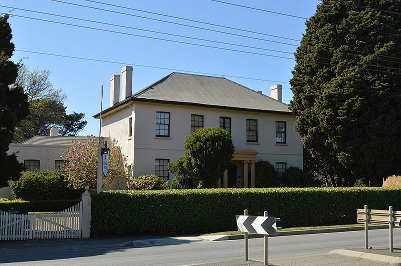 File:Franklin House from road.jpg