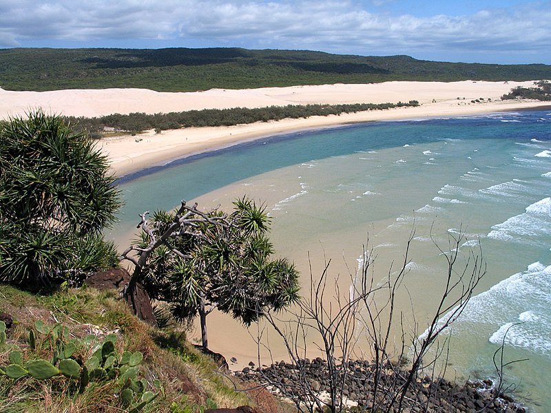 Файл:Fraser Island view from Indian Head.jpg