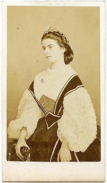 Fratelli D'Alessandri - Maria Sofia di Baviera, regina di Napoli (1841-1925) 1.jpg