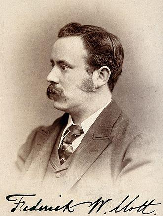 Frederick Walker Mott - Image: Frederick Walker Mott