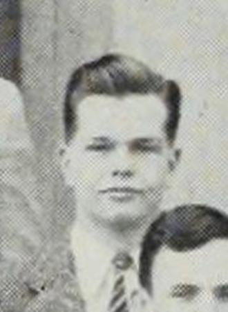 Jesse Freitas Sr. - Freitas pictured in the 1940s at Santa Clara University