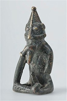 Believed to depict Freyr cfccbbcfb