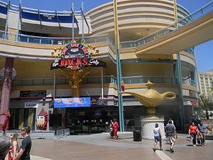 Rocks Cafe in Downtown Las Vegas, Nevada