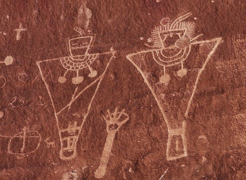 File:Fremont petroglyphs, Sego Canyon.jpg