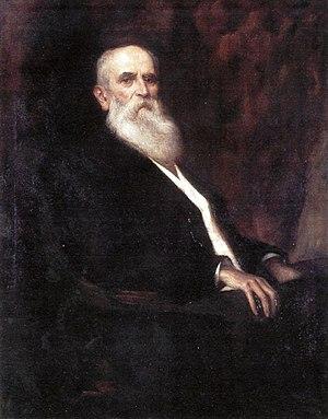 Friedrich Engelhorn - Friedrich Engelhorn about 1900
