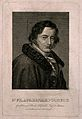 Friedrich August Benjamin Puchelt. Line engraving by F. Rosm Wellcome V0004811.jpg