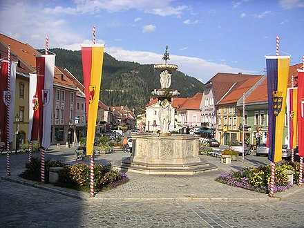 Datei:Friesach - Hauptplatz comunidadelectronica.com Wikipedia