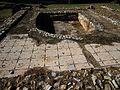 Frigidarium, Ruínas romanas do Cerro da Vila, 20 October 2016.JPG