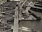 From the bridge - looking over Dawes Point (3928026510).jpg