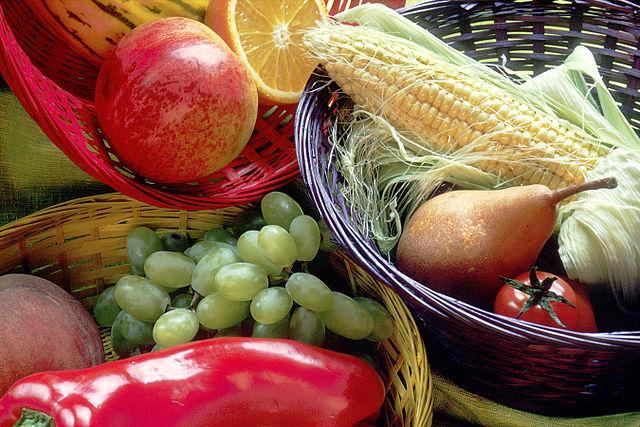 Prodotti agricoli - Author Unknown photographer