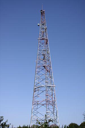 Fuchū Air Base (Tokyo) - Fuchu Communications Station 01