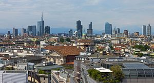 Full Milan skyline from Duomo roof.jpg