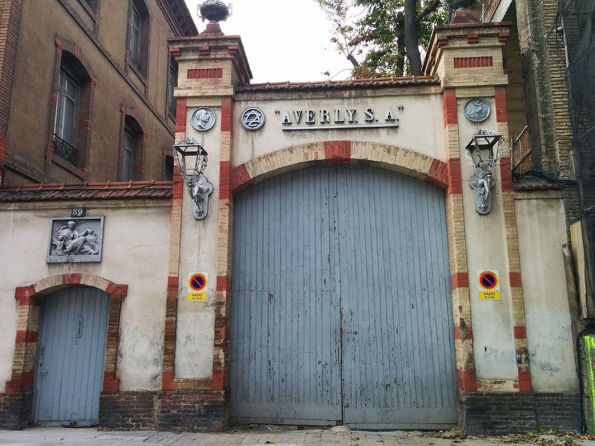 Averly wikipedia la enciclopedia libre - Casa grande zaragoza ...