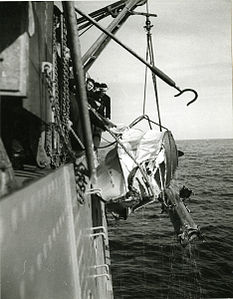 Göta Lejon Salvaging Airplane.jpg