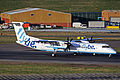 G-JECI 2 Bombardier Dash 8Q-402 FlyBe BHX 25FEB14 (12781239373).jpg