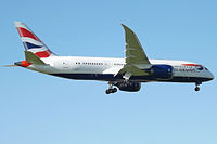 G-ZBJF - B788 - British Airways