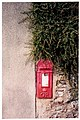 G.R. Postbox (George V 1910-1936), The Folly, Llanteg - geograph.org.uk - 953204.jpg