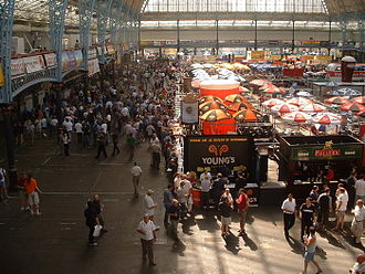 Great British Beer Festival - GBBF 2004