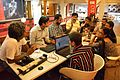 GLAM Discussion - Bengali Wikipedia Meetup - Kolkata 2015-10-11 5876.JPG